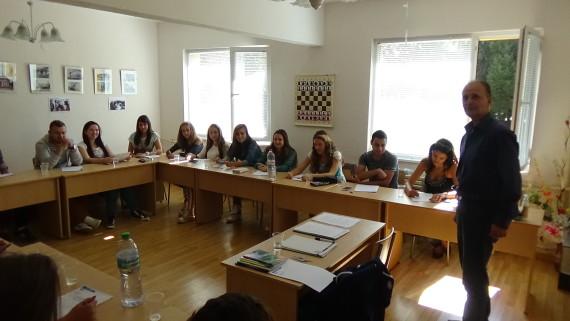 Курс по лидерски умения ще обогати знанията на  младежите от Общински младежки съвет – Генерал Тошево
