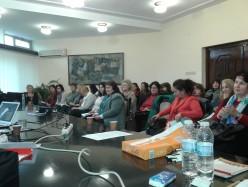 Обучителен курс за 58 учители от общината
