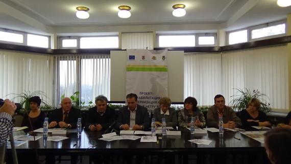 Проведе се встъпителна пресконференция по международен проект