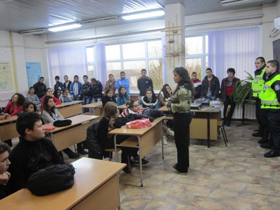 Инициатива на РУ Полиция по повод 16 ноември