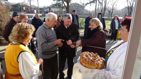 На нов пенсионерски клуб ще се радват жителите на с. Спасово