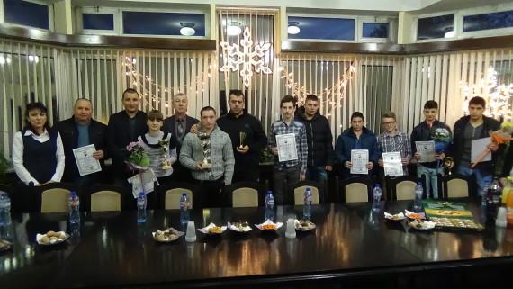 Спортисти на община Генерал Тошево за 2014 година