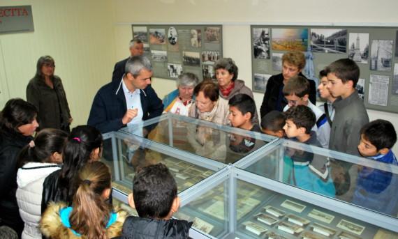 Две мобилни изложби, посветени на войните за национално обединение, гостуват в Генерал Тошево