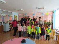 Акция в детската градина