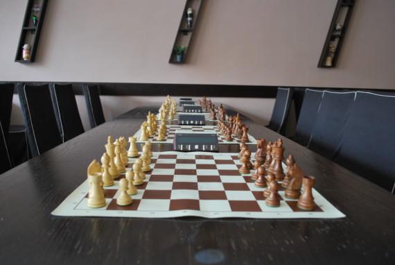 "VIII-и турнир по шах ""Генерал Стефан Тошев"""