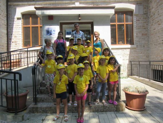 """Дни на нови знания и веселие за децата в ДГ """"Пролет"""""""