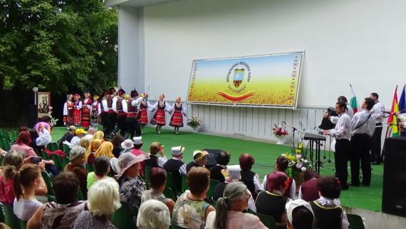 """XIX – ти Добруджански фолклорен събор """"Богородица"""""""