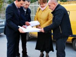 Започна газификация на нови улици в Генерал Тошево