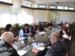 Заседание на Щаба за защита при бедствия и аварии