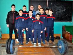 Нов клуб по вдигане на тежести направи фурор на републиканско първенство