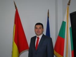 Поздрав на кмета на община Генерал Тошево по случай празника на града
