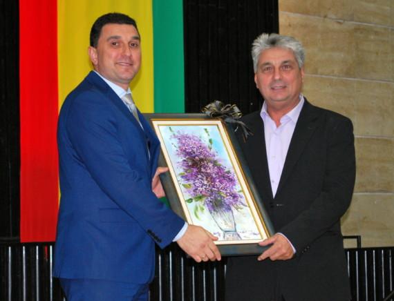 Наградиха най-заслужилите за просперитета на Община Генерал Тошево