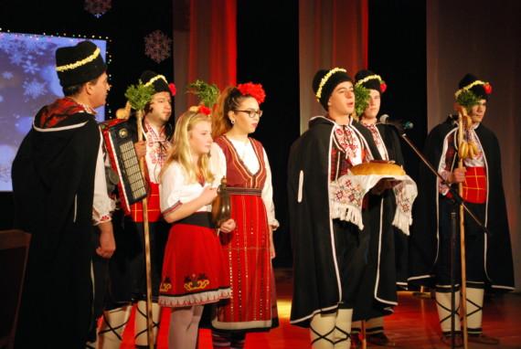 Коледна магия за най-малките ученици